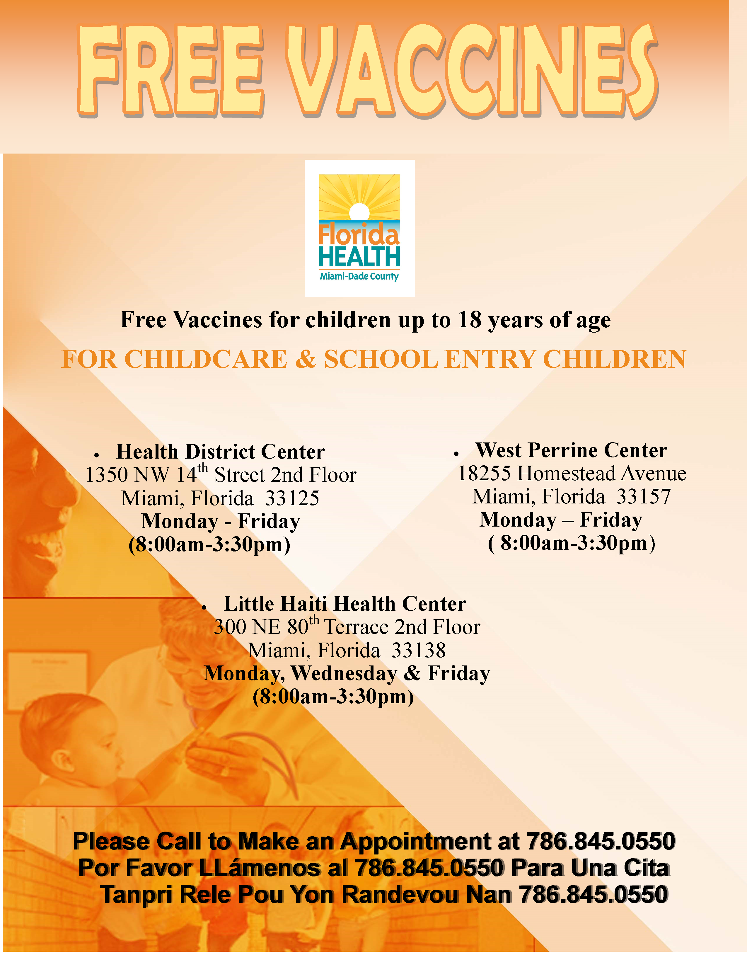 DEPARTMENT OF HEALTH FREE VACCINE 2018 FLYER_Page_1